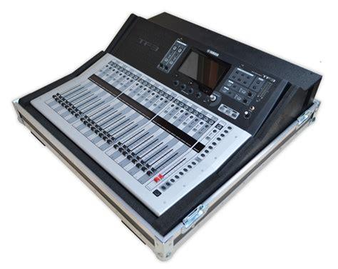 Mixer Yamaha Tf5 foam mounted mixer flightcase for yamaha tf5