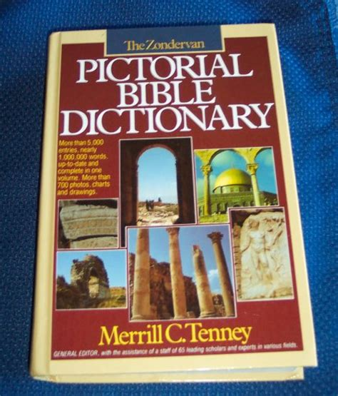zondervan handbook to the bible fifth edition books the zondervan pictorial bible dictionary merrill c tenney