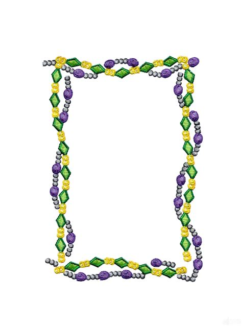 bead frame displaying 19 gallery images for cookout border