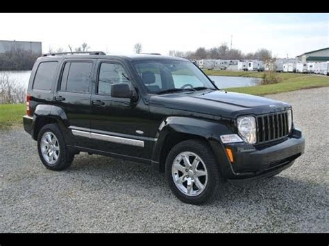 2012 jeep liberty sport for sale 2012 jeep liberty sport suv black for sale dayton dealer