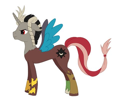 discord mlp mlp fim discord pony by jouval on deviantart