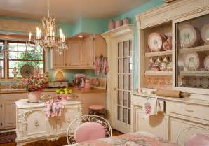Idea For Kitchen Decorations by Pink Kitchen Decorating Ideas In Elegant Style