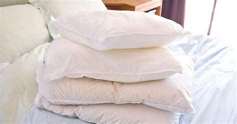 Washing Bed Pillows by How To Wash Pillows Popsugar Smart Living
