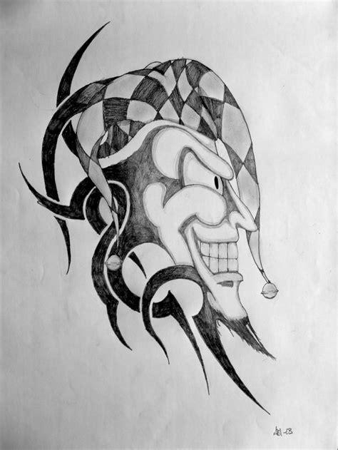 joker jester tattoo designs 20 awesome joker tattoo designs