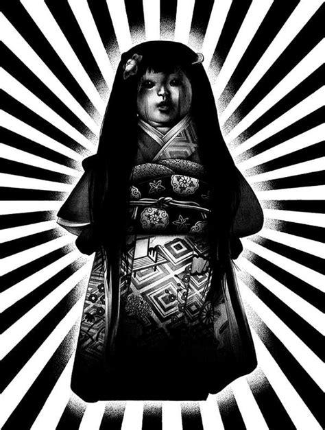 haunted japanese doll okiku okiku ghost story of japanese haunted doll