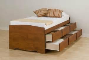 prepac furniture monerey platform storage bed 6