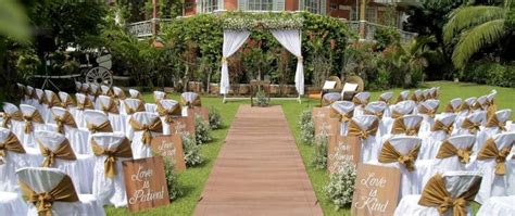 wedding packages in cavite wedding reception venues in cavite philippines