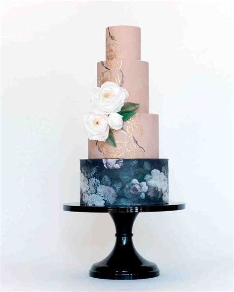 Wedding Cakes Stands by 19 Cake Stands For Every Wedding Martha Stewart Weddings