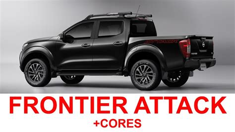 2019 Nissan Frontier Attack by Frontier Attack 2018
