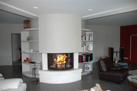 fabricant de cheminee fabrication de chemin 233 e contemporaine sur mesure en seine
