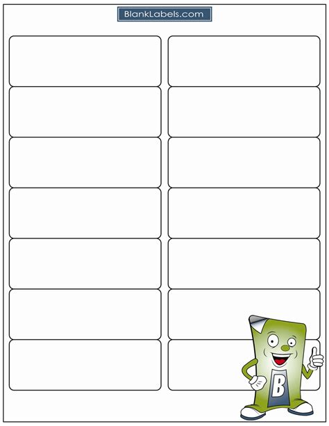 labels 16 per page template 16 labels per page template popular sles templates