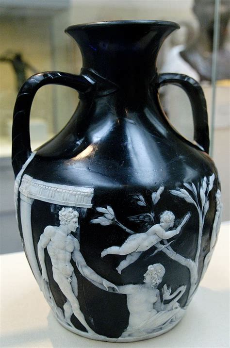 The Portland Vase by A Basic Primer On Cameos The Backwater Primer