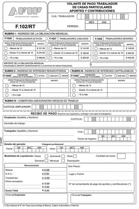 formulario empleada domstica 2016 aportes y contribuciones servicio domestico 2016