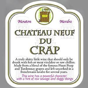 new wine label the brief the foodbarn