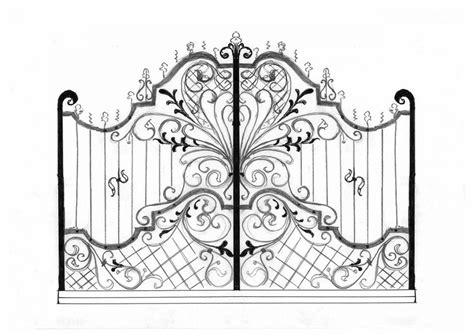ferro battuto cancelli in ferro battuto cancello in ferro lavori in