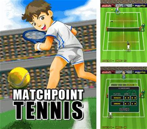 match point mobile tennis mobile free