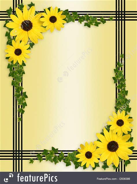 Wedding Border Sles by Free Yellow Wedding Invitation Borders Wedding