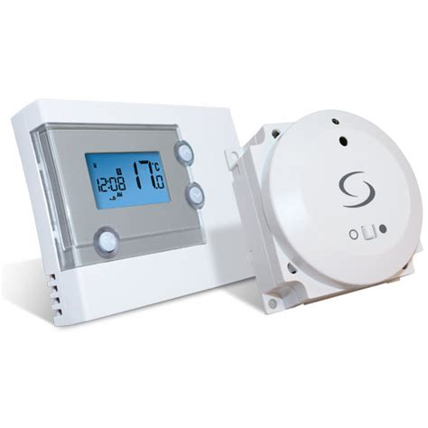boiler room thermostat salus rt500bc combi boiler digital programmable wireless thermostat pdq spares ltd