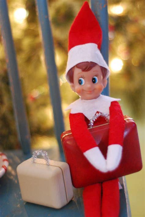 Santa On The Shelf by Sweet Cheeks Tasty Treats On The Shelf