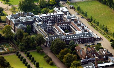 what is kensington palace a two storey extension is being built at kensington palace