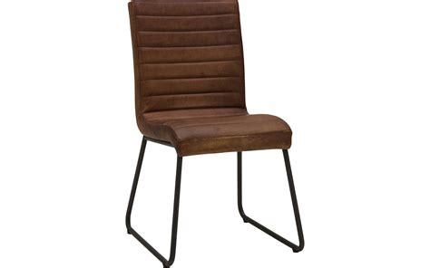 goossens stoelen eetkamerstoel dax bruin leer kopen goossens