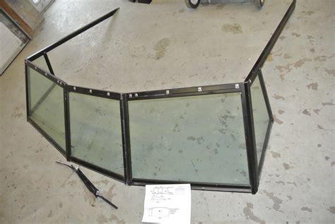boat windshield frame repair walk through boat windshield 80 x 59 regal majestic 206