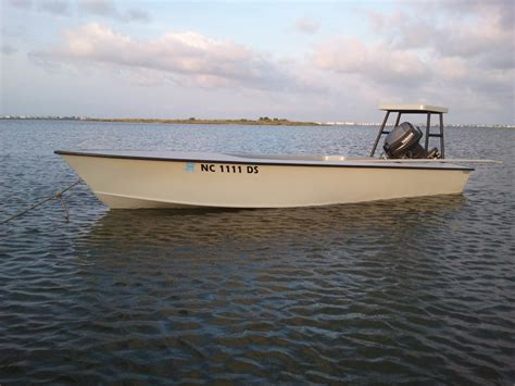 best small flats boat outer banks custom boat builders boat repairs boat
