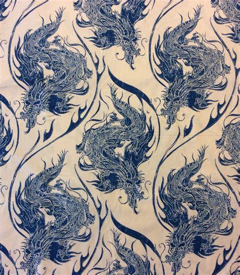 asian upholstery fabric prints asian print fabrics geisha japan china asia koi