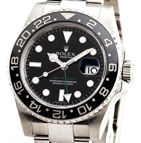 Rolex Gmt Master Ii Wblu For mens rolex gmt master ii ref 116710 stainless steel