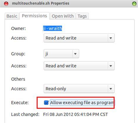 xinput tutorial ubuntu get multi touch working on ubuntu 12 04 hp dv9000 ubuntu