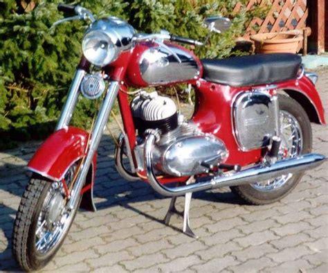 Oldtimer Motorrad Jawa 360 by Jawa 350 Image 8