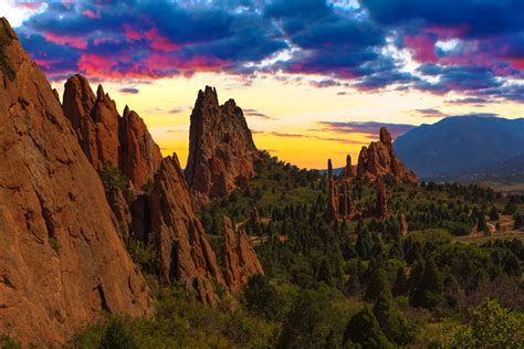 Garden Of The Gods Fishing Images That Reveal Why Colorado Really Is One Of America S