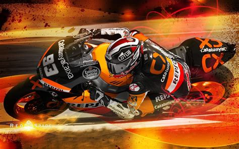 background marc marquez motogp wallpapers wallpaper cave