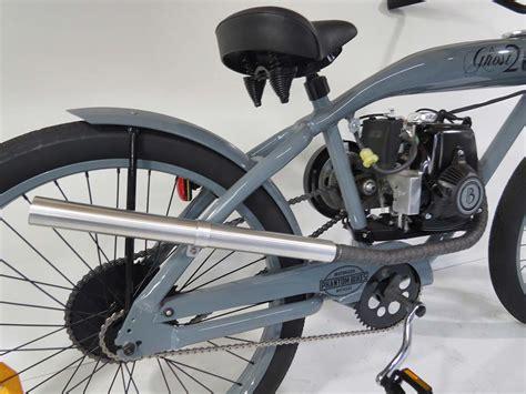 gas powered engine   ghost  bicycle  phantom bikes phantom bikes