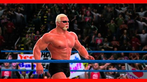 steiner recliner scott steiner nwo wwe 2k14 entrance and finisher