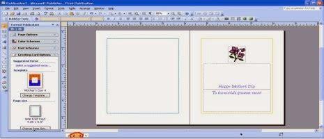 cara membuat kartu ucapan pernikahan dengan microsoft word cara membuat kartu ucapan selamat hari ibu dengan