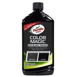 new turtle wax color magic car black 16 oz t