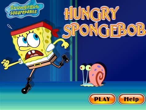 juegos de cocina de bob esponja gratis juegos gratis de bob esponja hungry sponge bob juegos