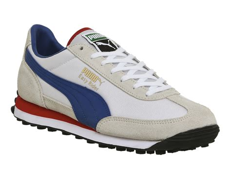 Easy Rider Blue White easy rider white blue his trainers
