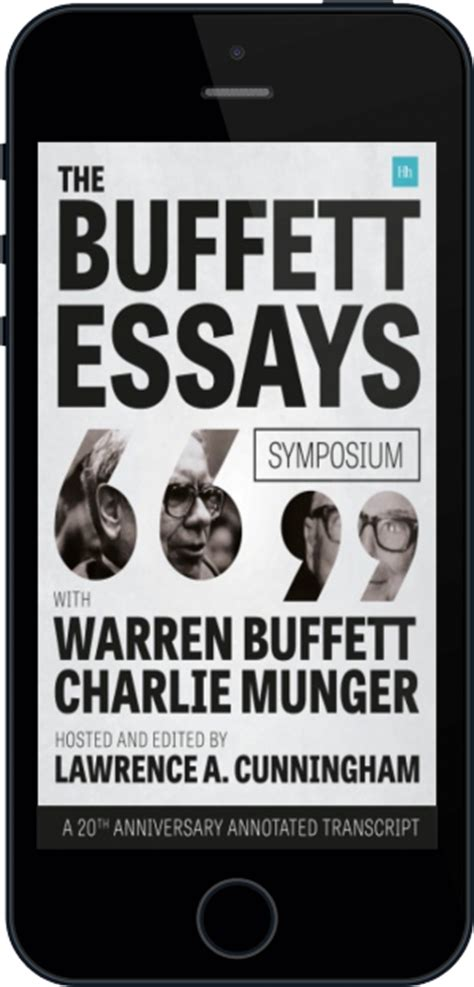 warren buffett 43 lessons for business books quality investing by a cunningham torkell t