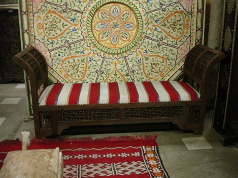 moroccan benches moroccan benches