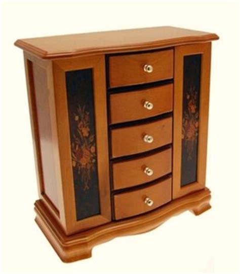 mele jewellery box sally wooden wardrobe style mele