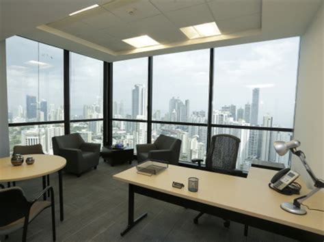 panama city financial district office space and executive