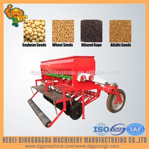 small seed planter seed planter for tractor small tractor planter