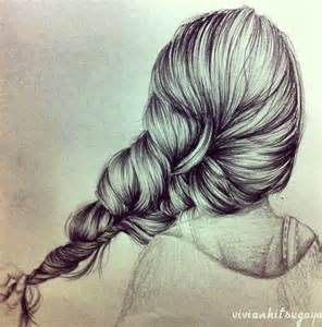 sketches of hair drawings of amazing hair styles xcitefun net