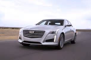 Cadillac Mpg 2018 Cadillac Cts Gas Mileage The Car Connection