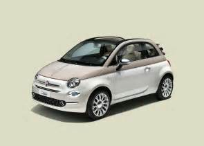 Fiat Co Uk Fiat Launches Limited Edition 500 60th To Celebrate 60th