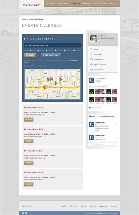 themes nation builder new civitas theme released for nationbuilder government