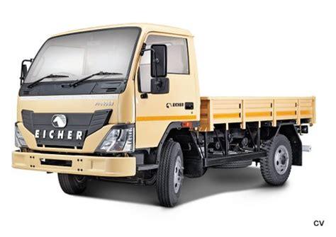 volvo eicher introduces    tonne truck