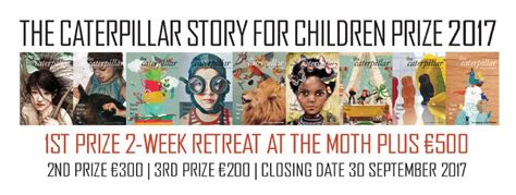 Make Money Selling Short Stories Online - the caterpillar story for children prize writing ie